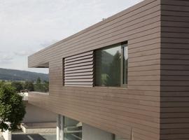 Installation of HPL on doors, walls