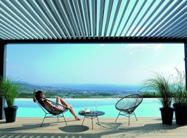 Exterior shading systems